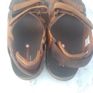 Merrell Shoes - 🚫SOLD🚫 Men's Bask merrell sandals Sz 11 NWOT